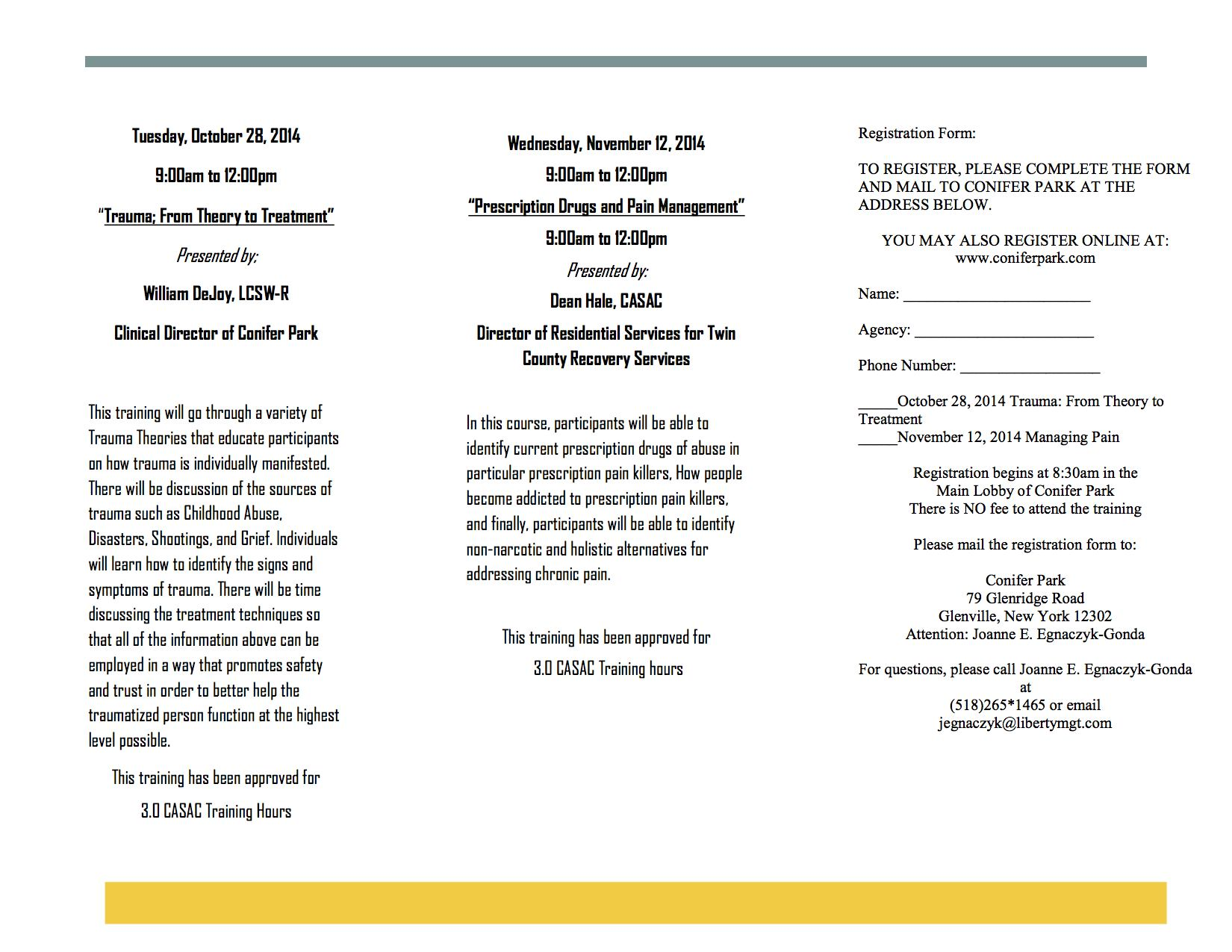 fall grand rounds 2014 brochure
